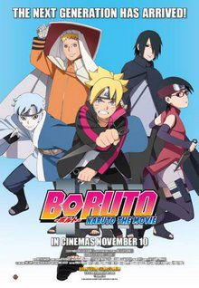 Boruto : Naruto, le film FRENCH